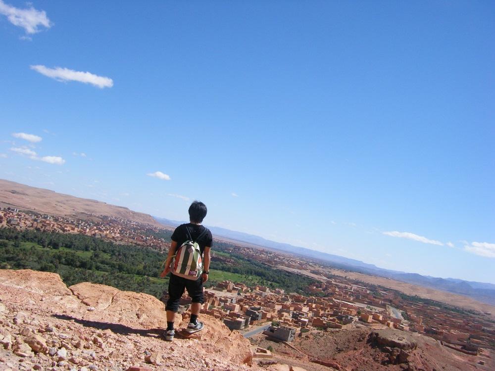 モロッコのティネリールの写真