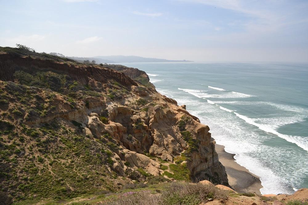 アメリカ西海岸トーリーパインズステート保護区2の写真