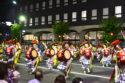 世界一の太鼓群舞!盛岡さんさ踊りは自由参加なのでパレードで踊ってきました♪