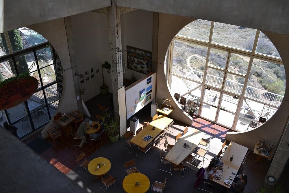 アーコサンティのカフェの写真