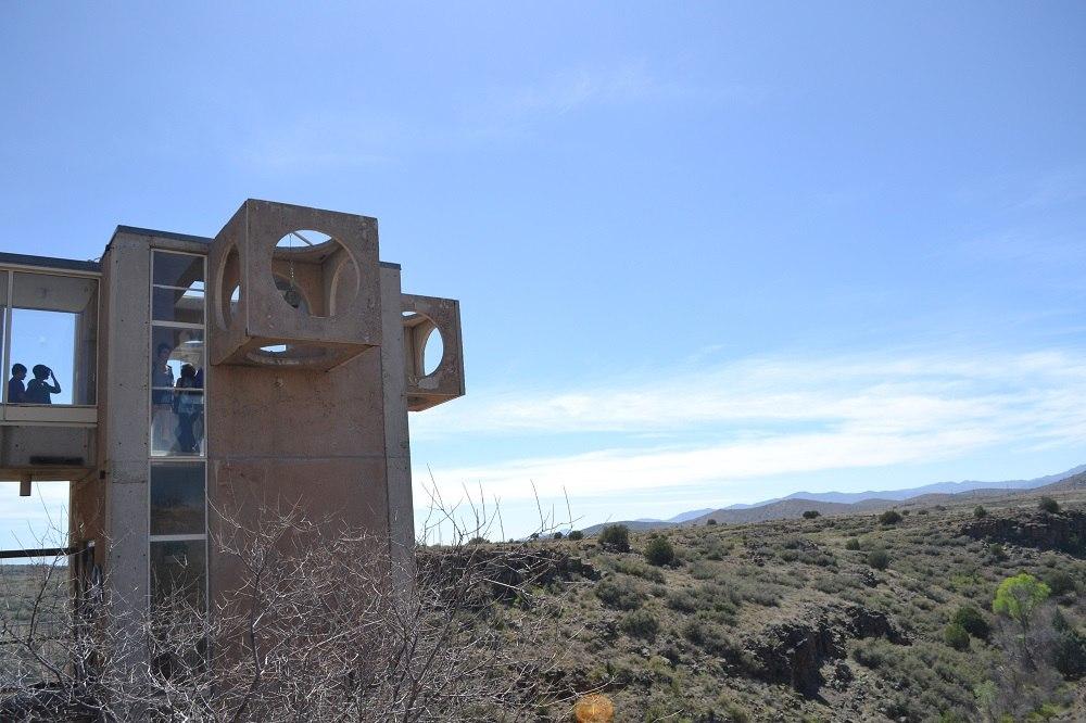 砂漠のアーコサンティの写真