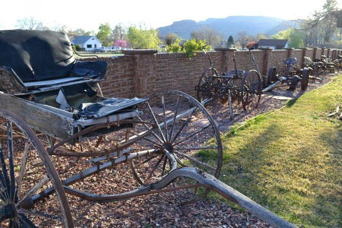 カナーブの荷車の写真