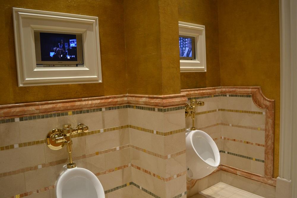 ラスベガスのトイレの写真