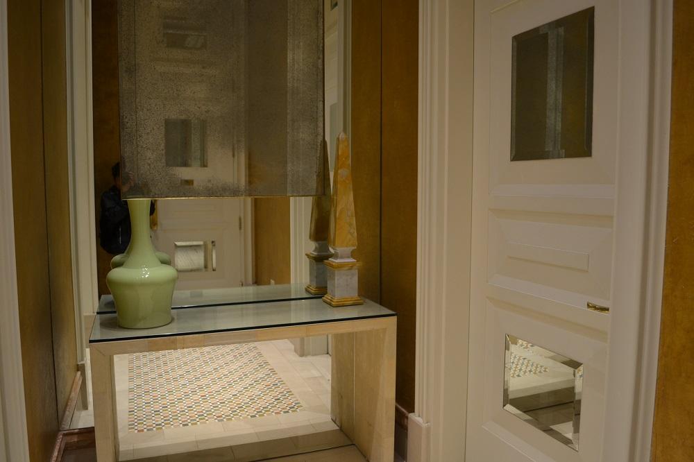 ラスベガスのトイレ内の写真