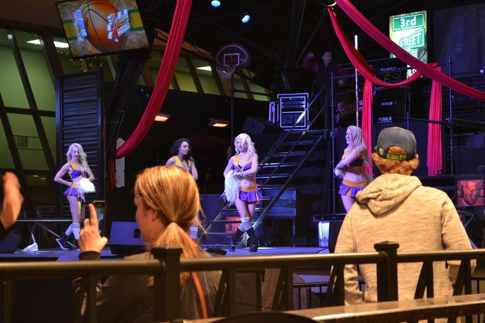 ラスベガスのフリーショーの写真