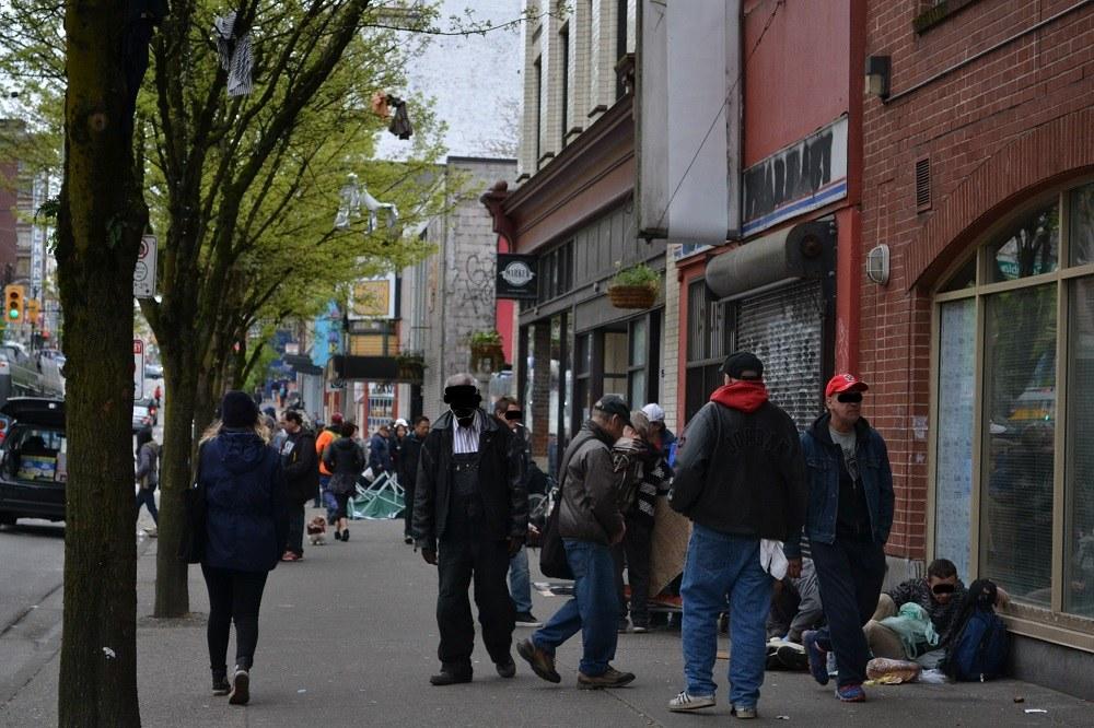 ヘイスティングスストリートの写真