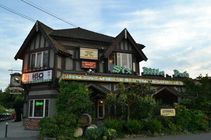 Sim Mile Pubの写真