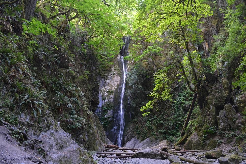 Goldstream Provincial ParkのNiagara Fallsの写真