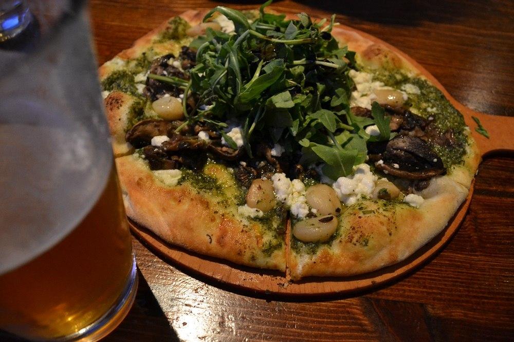 ビクトリアのピザの写真