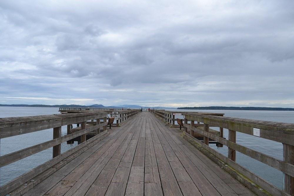 カナダのシドニーの橋の写真