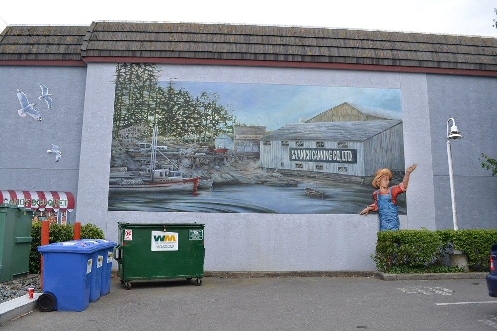 シドニーの壁画の写真