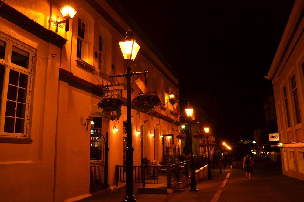 ビクトリア夜景の写真