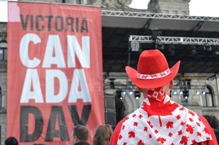 個性的なカナダファッションの写真