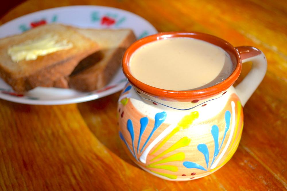 メキシコ・サンクリストバル|Cafe 心笑(カフェラテ)の写真