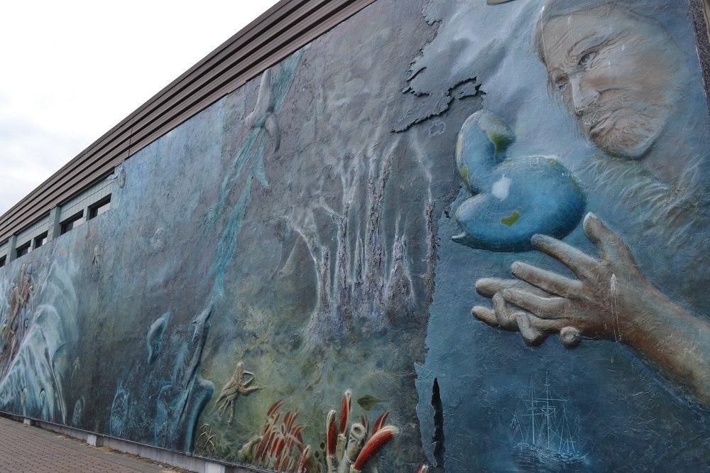 シドニーの壁画2の写真