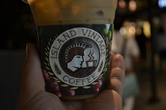 マウイ島のコーヒーの写真