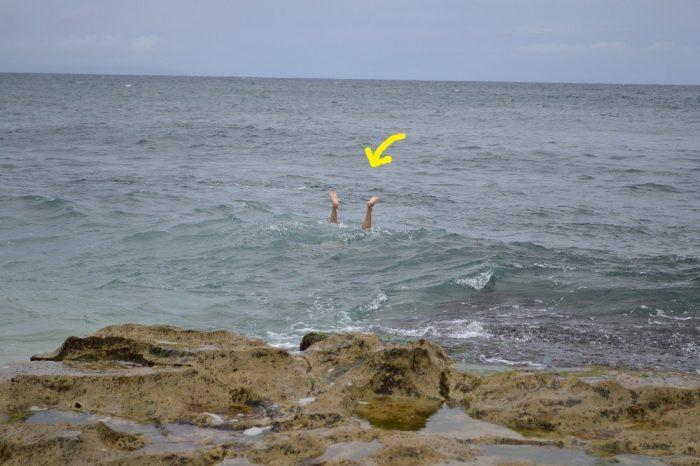 マウイ島でシュノーケリングの写真