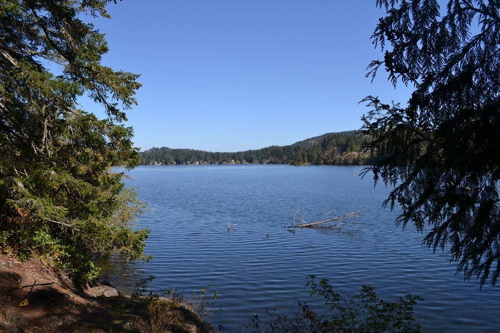 ビクトリアの湖の写真