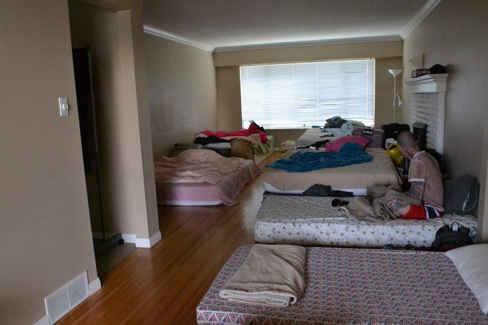 バンクーバーのAirbnbの写真