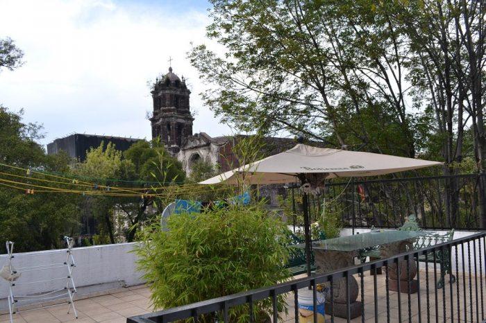 サンフェルナンド館の屋上の写真