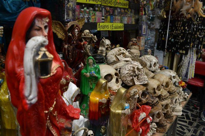 メキシコシティのソノラ市場の商品2の写真