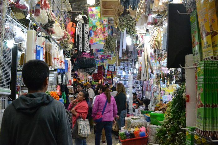 メキシコシティの呪術具2の写真