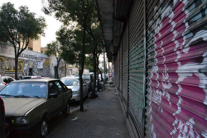 メキシコシティのソノラ市場周辺の写真