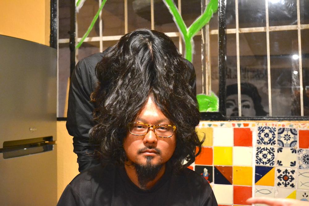 イシバシタコスシステム(ロン毛Ver)の写真