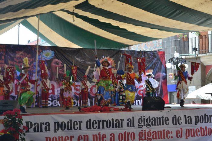 メキシコダンスコンテスト勇者の写真