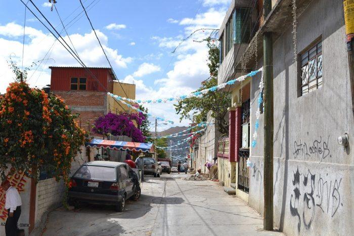 メキシコ・オアハカの民家3の写真