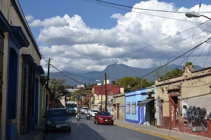 メキシコ・オアハカの民家1