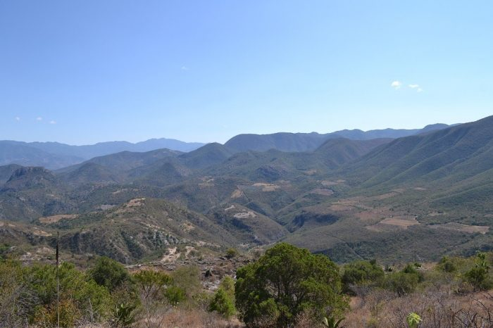 イエルベ・エル・アグアからの景色の写真