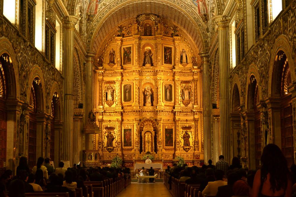 メキシコ・オアハカの結婚式の写真
