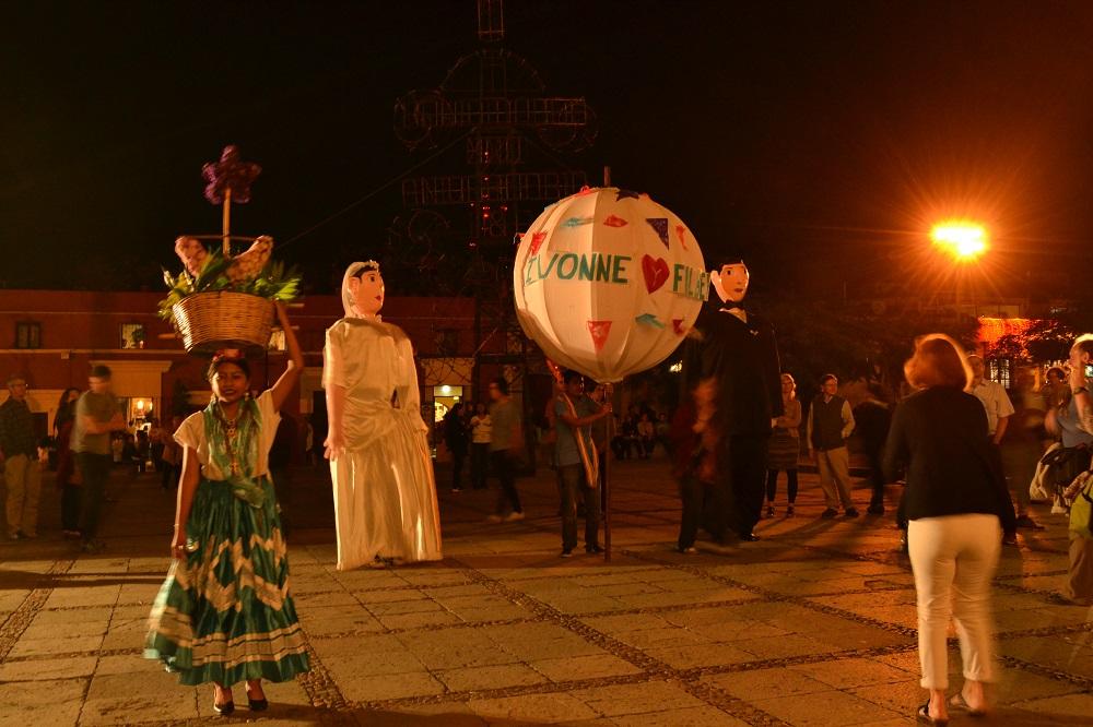 オアハカ|メキシコ人の結婚式がお祭り騒ぎで超おもしろかった☆