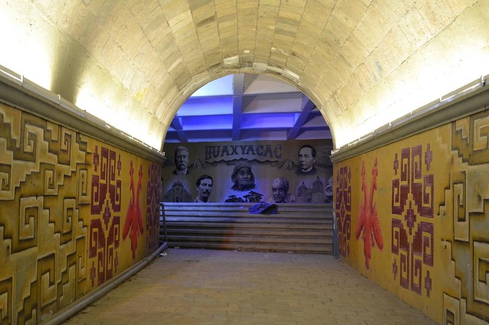 オアハカトンネルの写真