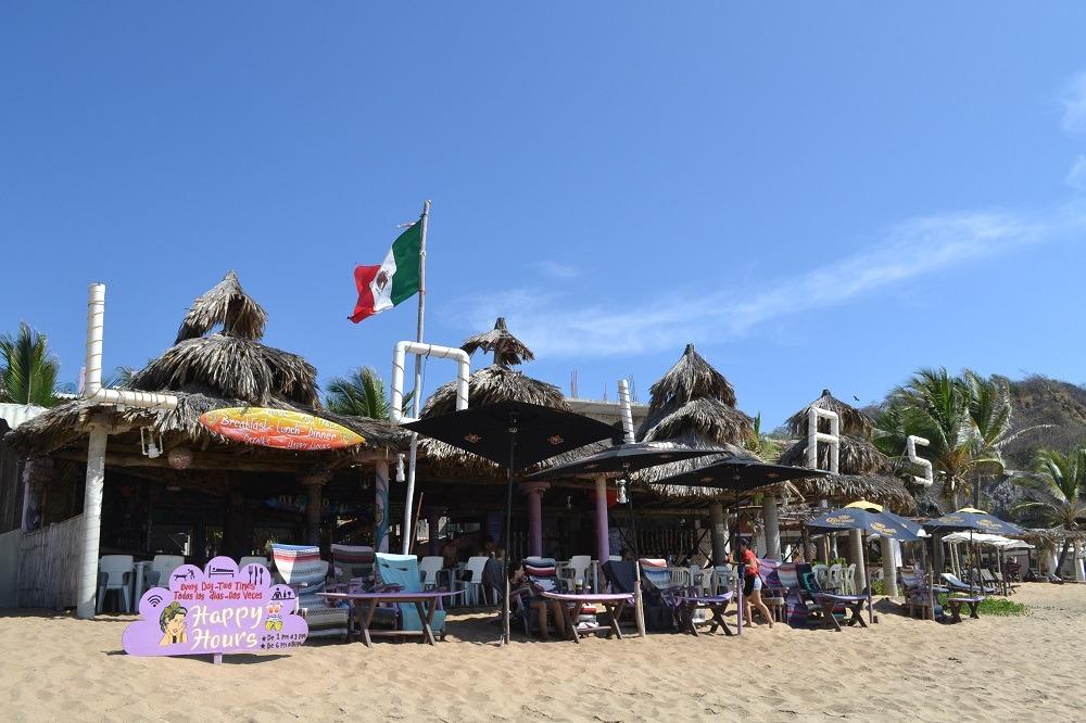 メキシコ・シポリテのオススメのハンバーガー屋の写真