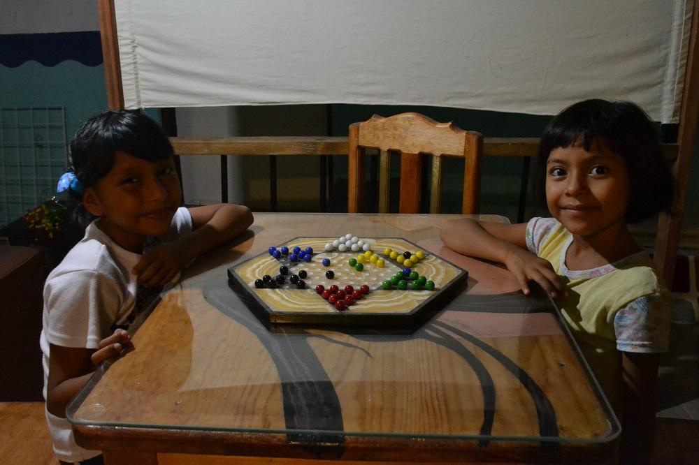 メキシコ・シポリテの子供達の写真