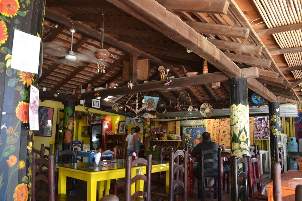 メキシコ・シポリテのレストランの写真