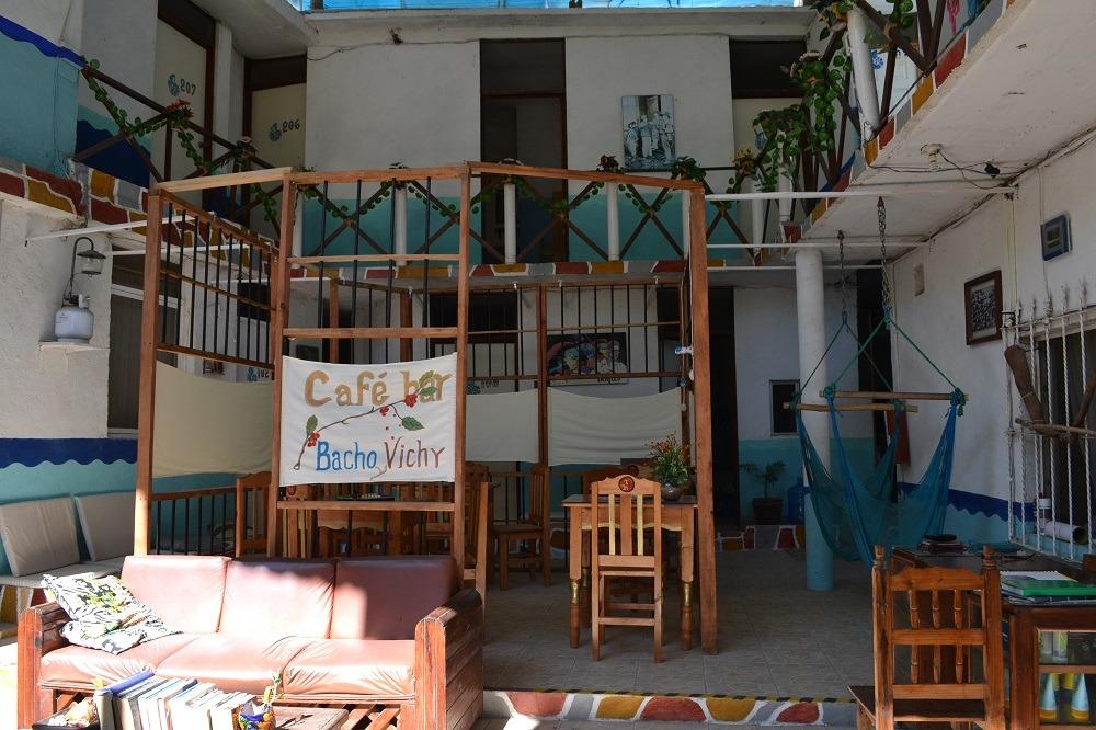 シポリテの安宿Hotel Hostsl Teresaの改装後の写真