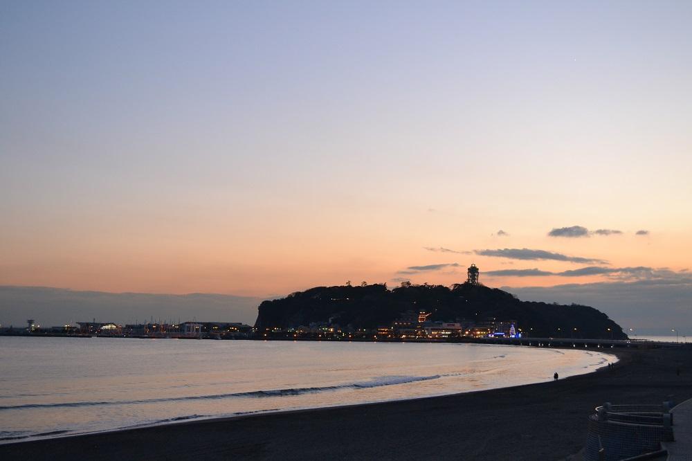 江の島の写真