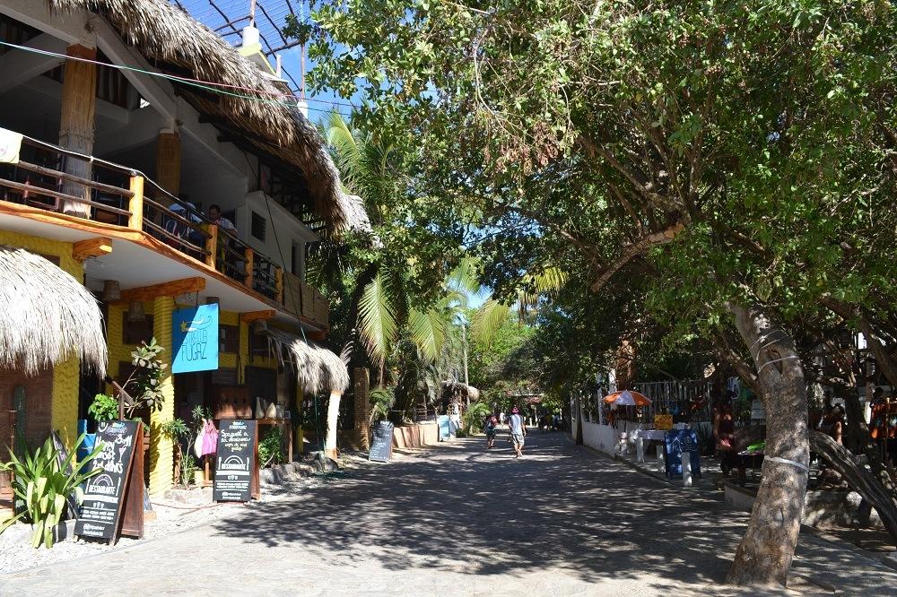 メキシコ・マスンテのレストランの写真