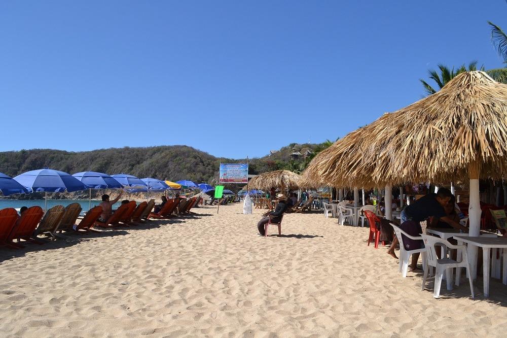 メキシコのマスンテは観光地化が進んでてあまり好きじゃなかった。