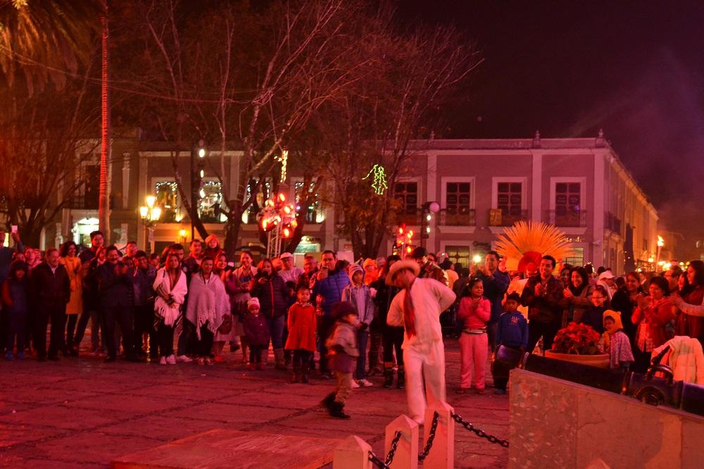 メキシコの大晦日(タップダンス)の写真