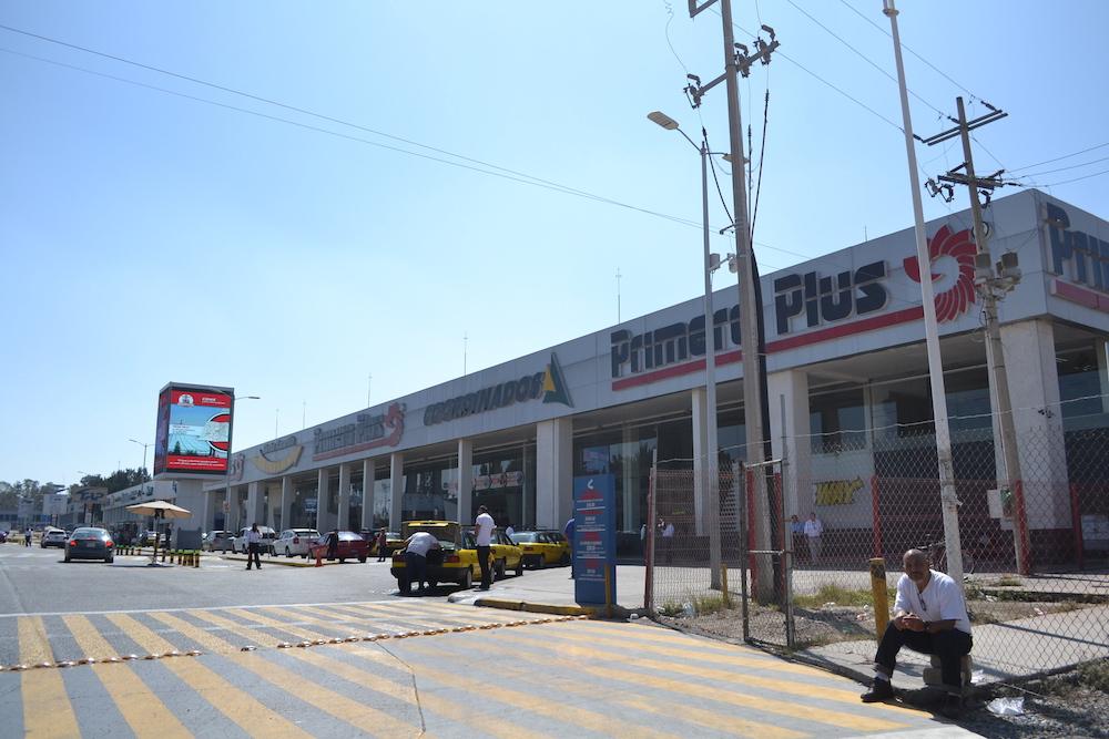 メキシコ・グアダラハラの長距離バスターミナルの写真