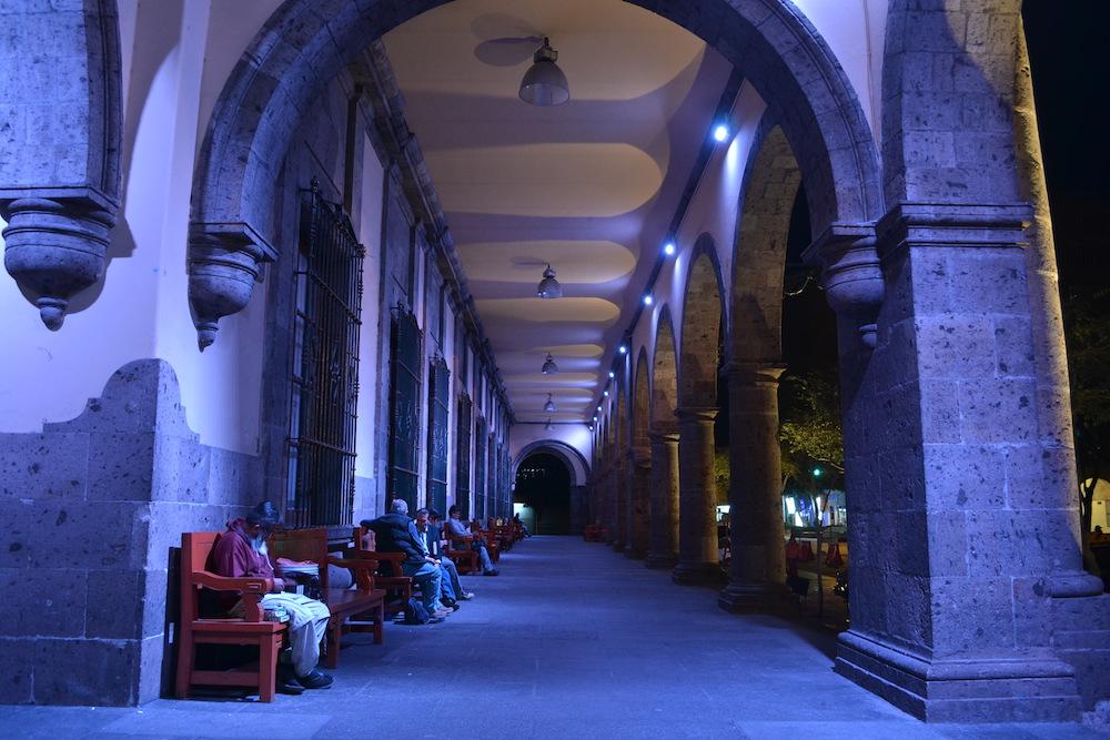 グアダラハラ夜景3の写真