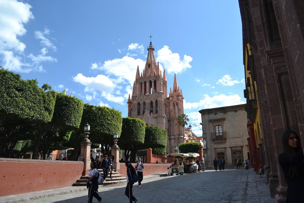 メキシコ観光|美しき古都サンミゲルデアジェンデの町並み☆