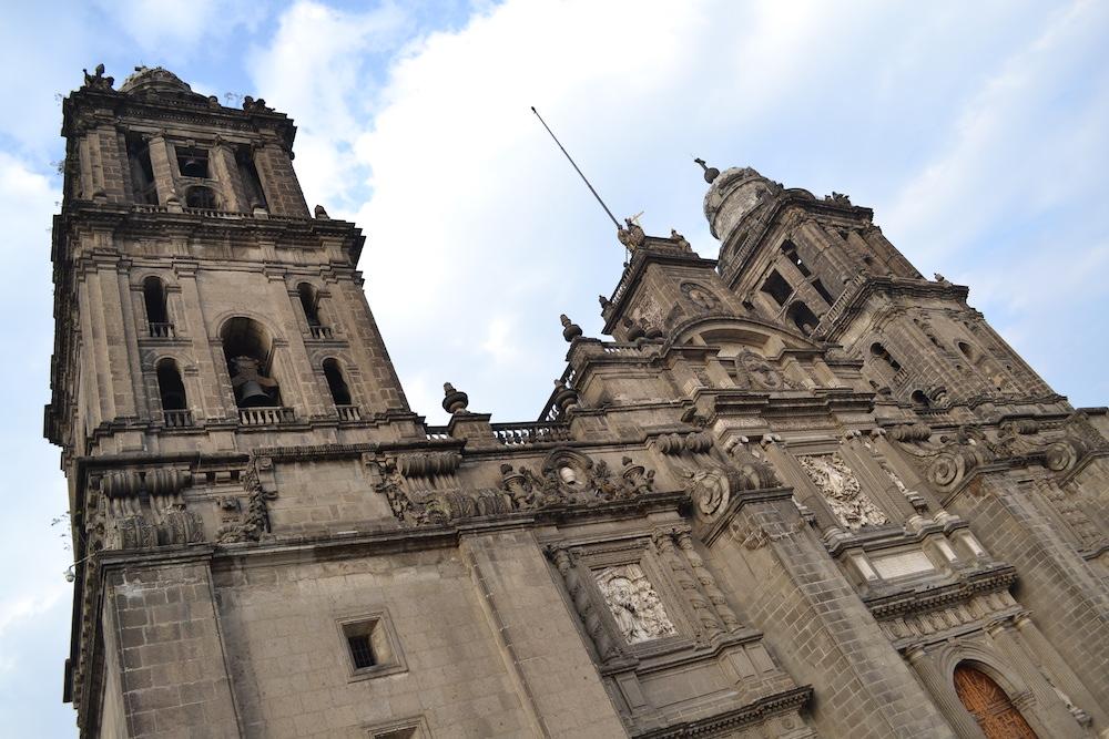 メキシコシティ・メトロポリタン大聖堂の写真