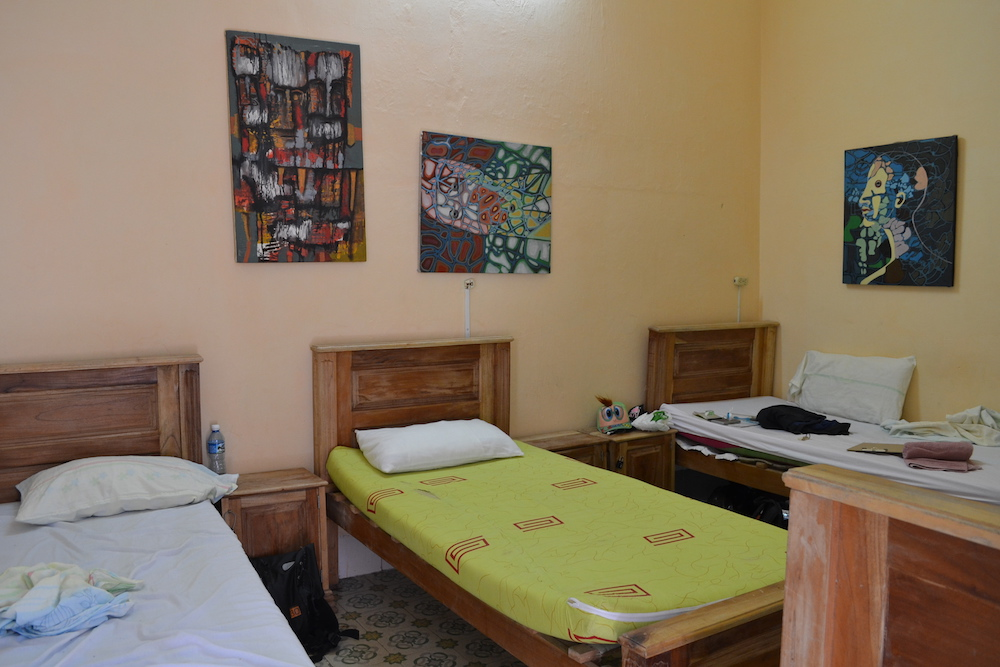 キューバ・ハバナの民宿シオマラ(客室)の写真