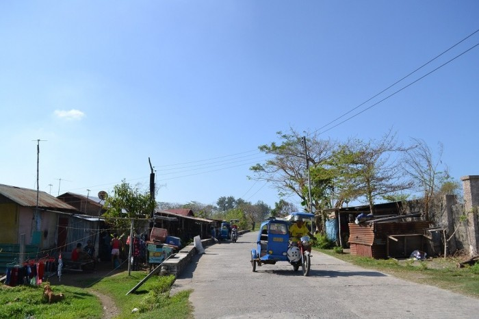 バワンの小道の写真