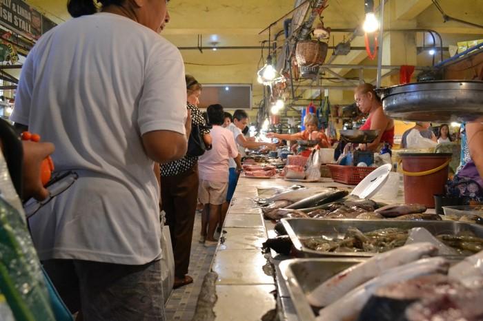 魚屋の写真